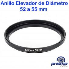 Anillo Elevador de diámetro de 52 a 55 mm