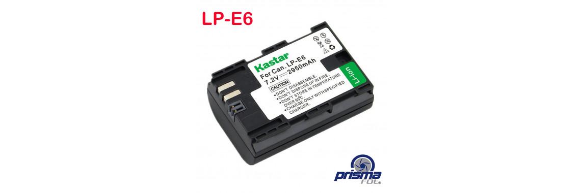 Bateria LP-E6
