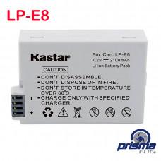 Batería Recargable Lp E8