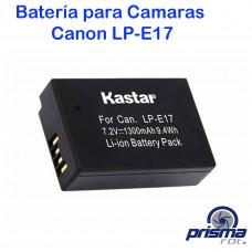 Batería Recargable Lp E17