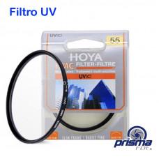 Filtro UV de 55 mm