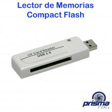 Lector de Memoria Compact Flash
