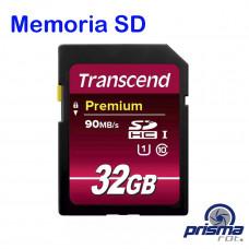 Memoria SD 32 Gigas Calse 10